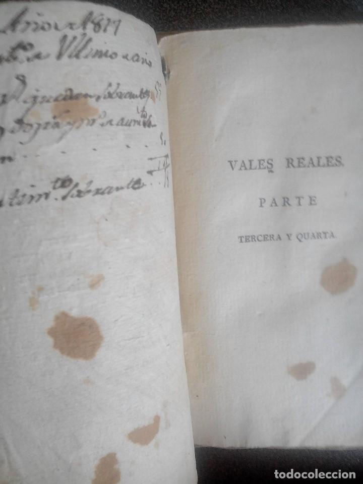 Libros antiguos: 1802 - Recopilación de providencias relativas a vales reales - deuda, desamortización, papel moneda - Foto 3 - 86486136