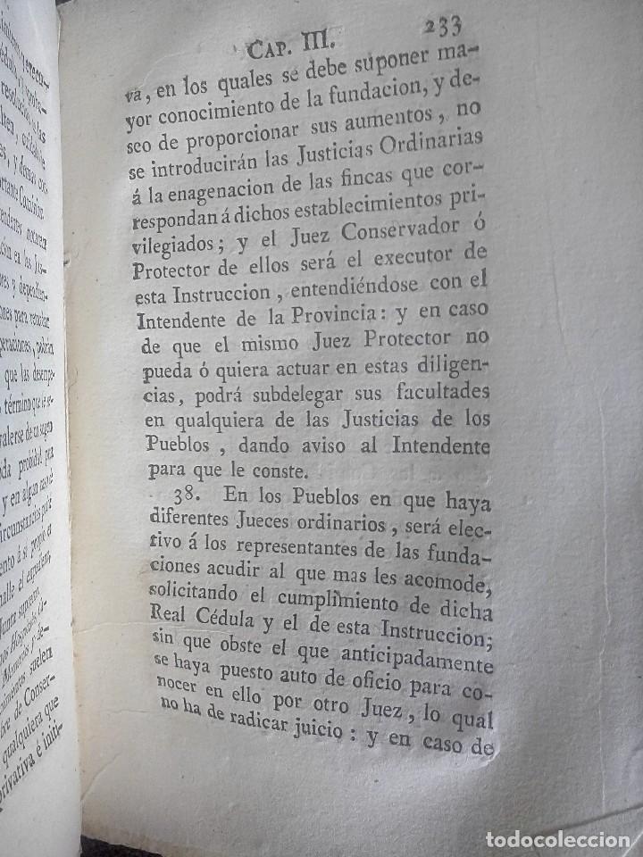Libros antiguos: 1802 - Recopilación de providencias relativas a vales reales - deuda, desamortización, papel moneda - Foto 32 - 86486136