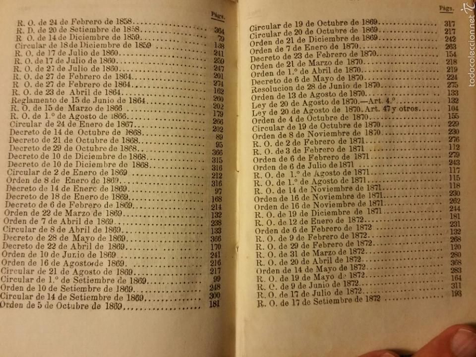 Libros antiguos: MANUAL DE LEGISLACIÓN DE PRIMERA ENSEÑANZA 1874 - Foto 5 - 86677310