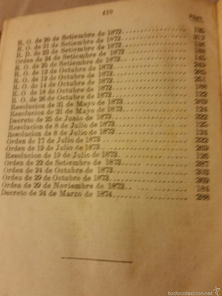 Libros antiguos: MANUAL DE LEGISLACIÓN DE PRIMERA ENSEÑANZA 1874 - Foto 6 - 86677310
