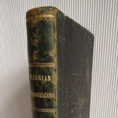 Libros antiguos: ARMONÍAS ECONÓMICAS, POR FEDERICO BASTIAT. MADRID 1858. Lote 86719544