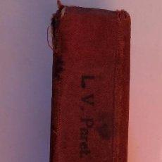 Libros antiguos: VADEMECUM DE CALCULOS MERCANTILES. Lote 87370212