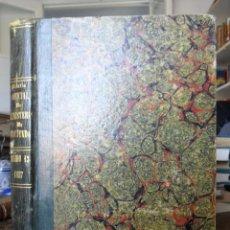 Libros antiguos: BOLETÍN OFICIAL DEL MINISTERIO DE HACIENDA AÑO DE 1857 TOMO XIII. . Lote 88176900