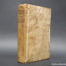 Libros antiguos: 1786 INSTITUCIONES DEL DERECHO CIVIL DE CASTILLA - ARAGON DERECHO PERGAMINO. Lote 90475469