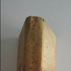 Libros antiguos: DIVERS TRAICTEZ CONTRACTS TESTAMENTS - 1682- COMINES PHILIP. Lote 91027030