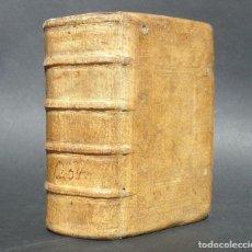Libros antiguos - 1598 Loci communes sive florilegium rerum - pergamino - Joseph Lang - 91148665