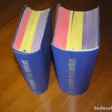 Libros antiguos: 2 TOMOS ORIGINALES LEGISLACION ORDENADA Y COMENTADA DE LA REPUBLICA ESPAÑOLA - JACOME RUIZ -. Lote 92684215