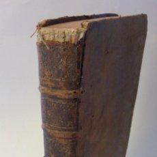 Libros antiguos: 1726 - GABRIEL DE PAREJA Y QUESADA - TRACTATUS DE UNIVERSA INSTRUMENTORUM - 2 TOMOS. Lote 92809060