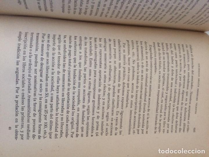Libros antiguos: Tratado de Derecho mercantil español tomos I y II 1916 - Foto 11 - 92857748