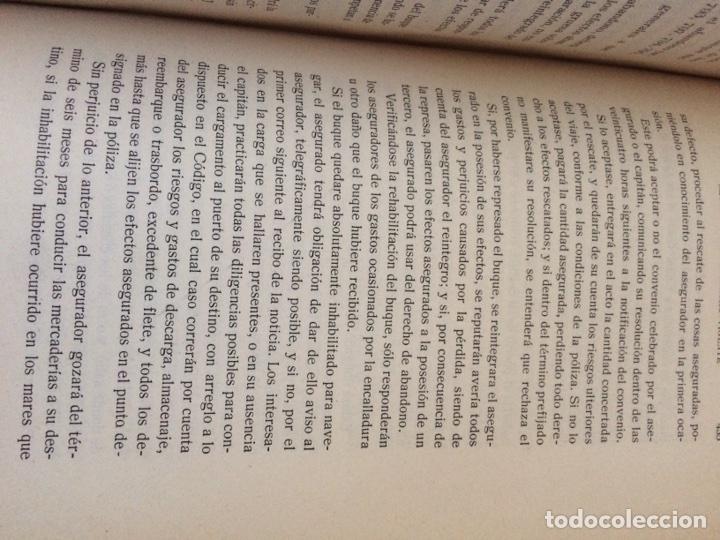 Libros antiguos: Tratado de Derecho mercantil español tomos I y II 1916 - Foto 13 - 92857748