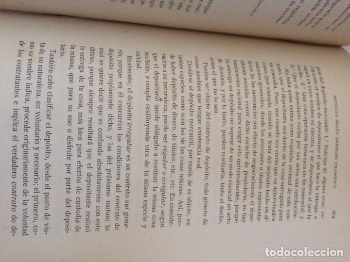 Libros antiguos: Tratado de Derecho mercantil español tomos I y II 1916 - Foto 14 - 92857748