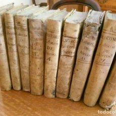 Libros antiguos: LIBRERÍA DE JUECES UTILISIMA Y UNIVERSAL-TOMO III- AÑO 1768- M.SYLVESTRE M.. Lote 93254140