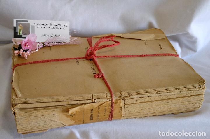 Libros antiguos: CURSO DE DERECHO MERCANTIL FILOSÓFICO, HISTÓRICO Y VIGENTE, ÁLVAREZ DEL MANZANO Y ALVAREZ RIVERA - Foto 14 - 93940665
