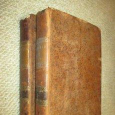 Libros antiguos: THÉORIE DES PEINES ET DES RÉCOMPENSES, DE M. JÉREMIE BENTHAM, PARIS, 1818 DERECHO PENAL. Lote 95414499