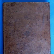 Libros antiguos: CONTINUACIÓN Y SUPLEMENTO DEL PRONTUARIO DE DON SEVERO AGUIRRE. POR DON JOSEPH GARRIGA, 1804.. Lote 95819323