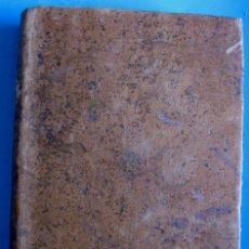 Libros antiguos: CONTINUACIÓN Y SUPLEMENTO DEL PRONTUARIO DE DON SEVERO AGUIRRE. POR DON JOSEPH GARRIGA, 1805.. Lote 95819831