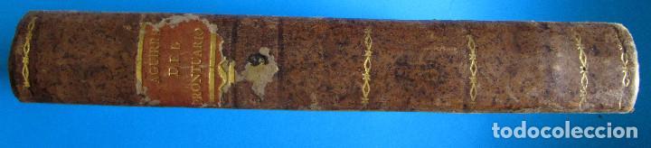 Libros antiguos: CONTINUACIÓN Y SUPLEMENTO DEL PRONTUARIO DE DON SEVERO AGUIRRE. POR DON JOSEPH GARRIGA, 1805. - Foto 9 - 95819831