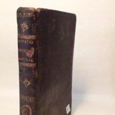 Libros antiguos: HEINECCIO-ELEMENTA JURIS NATURATE ET GENTIUM-ELEMENTOS DEL DERECHO NATURAL Y DE GENTES-CALLEJA 1822. Lote 95970583