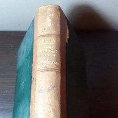 Libros antiguos: MANUAL ENCICLOPEDICO DE LOS JUZGADOS MUNICIPALES - ABELLA - MADRID 1871.. Lote 96249495