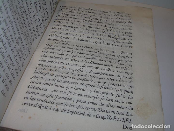 Libros antiguos: LIBRO TAPAS DE PERGAMINO..INSTRUCCION JURDICA DE ESCRIBANOS,ABOGADOS Y JUECES....AÑO 1760 - Foto 6 - 96411707