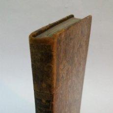 Libros antiguos: 1842 - HEINECIO - ELEMENTOS DEL DERECHO ROMANO SEGÚN EL ORDEN DE LAS INSTITUCIONES. Lote 96703071