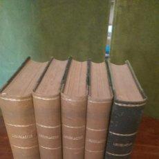 Libros antiguos: REVISTA GENERAL DE LEGISLACION Y JURISPRUDENCIA 1931. Lote 96808479