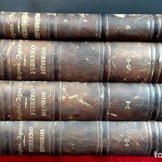 Libros antiguos: FEBRERO. 7 TOMOS EN 4 VOLÚMENES. FLORENCIO GARCÍA. EDITOR I. ROIX. 1841/42.. Lote 97211703