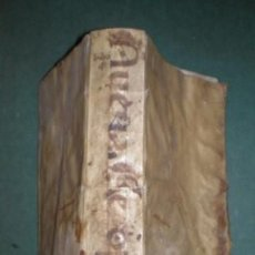 Libros antiguos: RECOPILACIÓN DE LAS LEYES DESTOS REYNOS ... POR MANDADO DEL REY DON FELIPE II. TOMO I. AÑO 1640. Lote 97447411