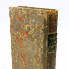 Libros antiguos: INSTITUCIONS DELS FURS Y PRIVILEGIS DEL REGNE DE VALENCIA, PEDRO DE GUETE, 1580. 15X19,5 CM.. Lote 97676551