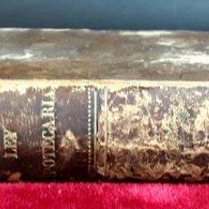 Libros antiguos: LEY HIPOTECARIA REFORMADA Y REGLAMENTO GENERAL. IMP. MIN. DE GRACIA Y JUSTICIA. 1870.. Lote 97841012