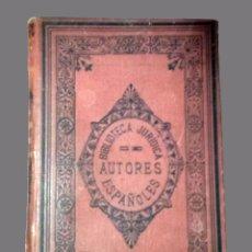 Libri antichi: ENSAYO SOBRE LA HISTORIA DEL DERECHO DE PROPIEDAD Y SU ESTADO ACTUAL EN EUROPA - EDICION DE 1879. Lote 97971931