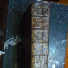 Libros antiguos: SEGUNDA PARTE DE LAS LEYES DEL REYNO LIBRO QUINTO 1723 MADRID. Lote 99662247