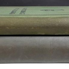 Libros antiguos: EDITORIAL MINERVA. 2 EJEMPLARES. FRANCISCO BERNIS. S/F.. Lote 99704563