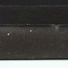 Libros antiguos: MANUAL DEL BANQUERO, DEL AGENTE DE BOLSA Y DEL CORREDOR DE CAMBIOS. TOMO I. A. HENRY. 1872.. Lote 101078367