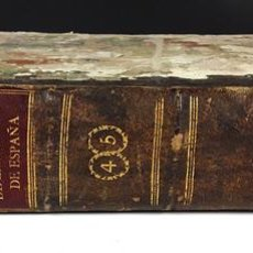 Libros antiguos: NOVÍSIMA RECOPILACIÓN DE LAS LEYES DE ESPAÑA. TOMOS IV Y V. 1805.. Lote 101269875