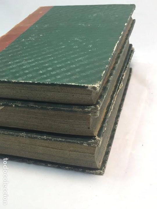 Libros antiguos: Practica General Forense Ortiz de Zúñiga 3 tomos buen estado 1856 leyes medicina judicial imp Madrid - Foto 3 - 102713151