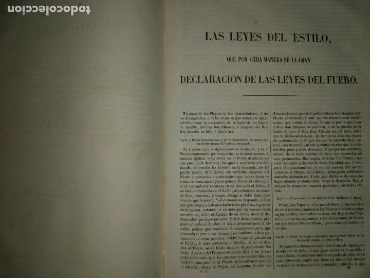 Libros antiguos: Los Códigos Españoles Concordados y Anotados. Colección Completa (12 vol). 1ª Edición (1847-51) - Foto 2 - 178624405