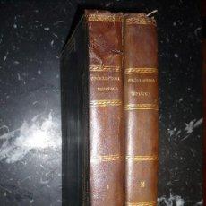 Libros antiguos: ENCICLOPEDIA ESPAÑOLA DERECHO Y ADMINISTRACION ESPAÑA E INDIAS 1848 MADRID. Lote 103531611
