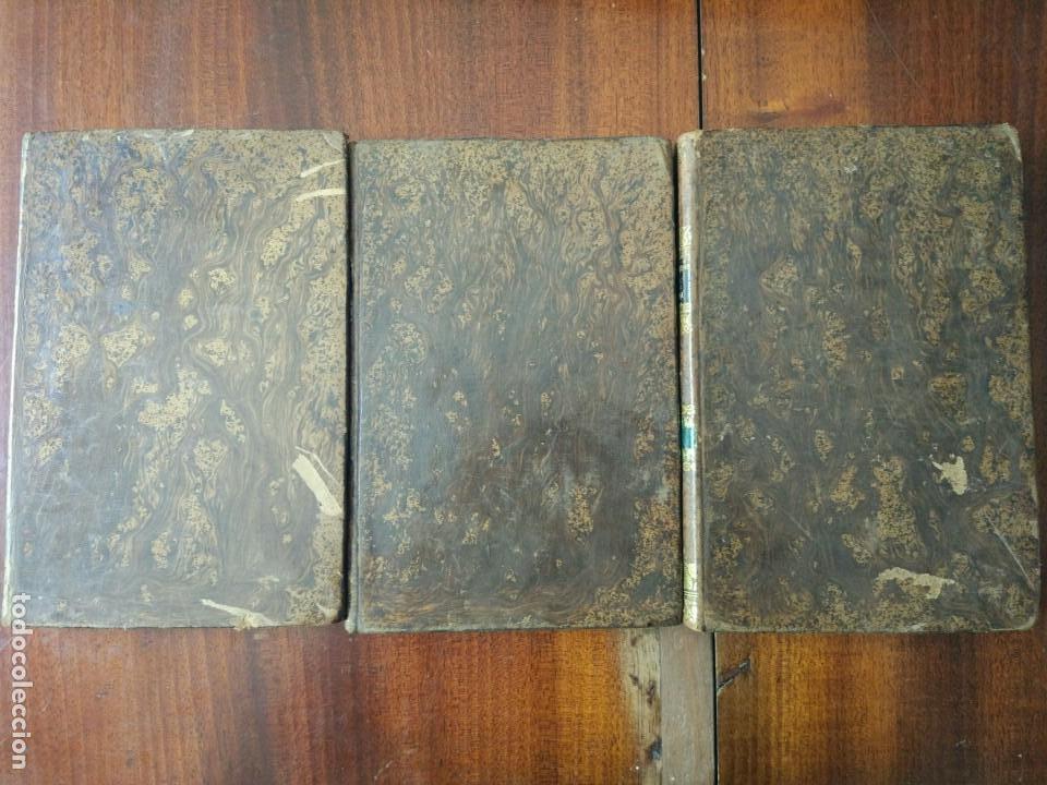 Libros antiguos: Recopilación Estractada, Ordenada y Metódica de las Leyes de 1833 a 1841. 3 Vol (1841) - Foto 6 - 104044703