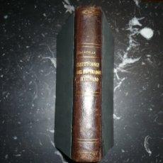 Libros antiguos: EXPLICACION HISTORICA DE LAS INSTITUCIONES DE JUSTINIANO M.ORTOLAN 1872. Lote 105316767