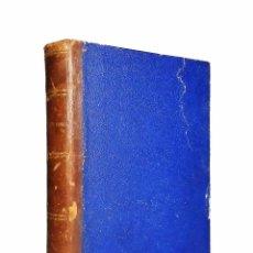 Libros antiguos: EL DERECHO PENAL ESTUDIADO EN PRINCIPIOS Y EN LA LEGISLACIÓN VIGENTE EN ESPAÑA / LUIS SILVELA / 1874. Lote 106002879