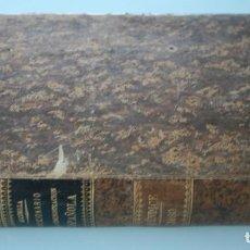 Libros antiguos: LIBRO BOLETÍN JURÍDICO ADMINISTRATIVO DICCIONARIO ADMINISTRACIÓN ESPAÑOLA ANUARIO 1880 ALCUBILLA. Lote 106187295