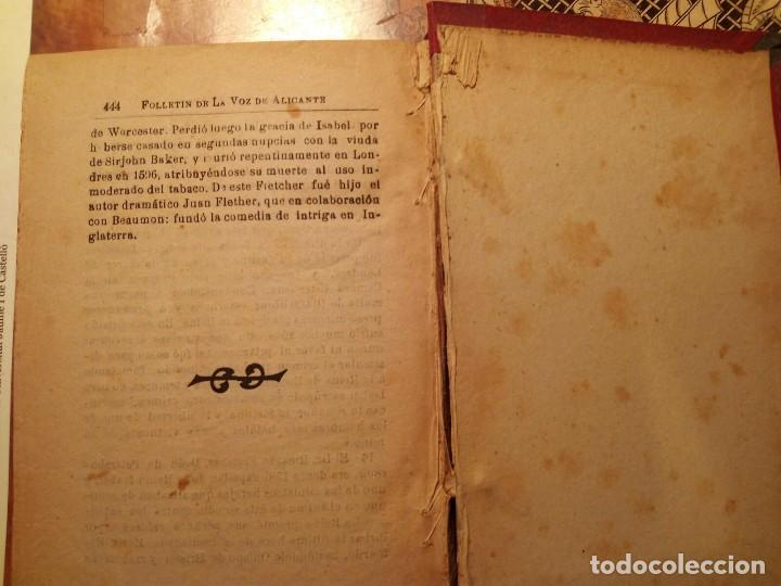 Libros antiguos: LEY ELECTORAL DIPUTADOS A CORTES - ALICANTE 1907 - EDITA LA VOZ DE ALICANTE - RARO EN COMERCIO - Foto 5 - 107487787