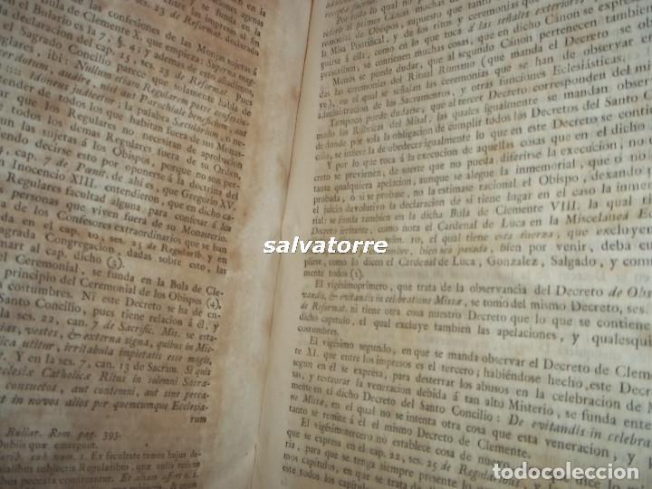 Libros antiguos: JOSE DE COVARRUBIAS.MAXIMAS SOBRE RECURSOS DE FUERZA Y PROTECCION.TRIBUNALES.1788 - Foto 8 - 108909611
