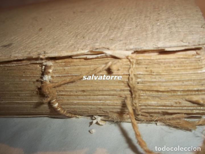 Libros antiguos: JOSE DE COVARRUBIAS.MAXIMAS SOBRE RECURSOS DE FUERZA Y PROTECCION.TRIBUNALES.1788 - Foto 16 - 108909611