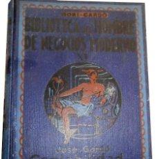 Libros antiguos: LIBRO CONTABILIDAD INDUSTRIAL 1932. Lote 109356831