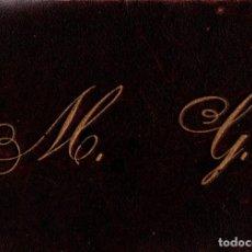Libros antiguos: ARANCELES DE ADUANAS PENÍNSULA E ISLAS BALEARES. EST. TIPOGRÁFICO SUCESORES DE RIVADENEYRA 1895.. Lote 110012779
