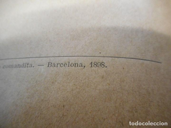 Libros antiguos: libro 1898 el abogado popular tomo 1 - Foto 3 - 110025751