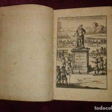 Libros antiguos: LES TRAVAUX DE MARS OU L'ART DE LA GUERRE 1696 TOMO I. Lote 110080615