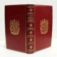 Libros antiguos: GOVIERNO CHRISTIANO Y POLITICO. - VELEZ LADRON DE GUEVARA, CRISTÓBAL. [ENC. BRUGALLA.]. Lote 109023555